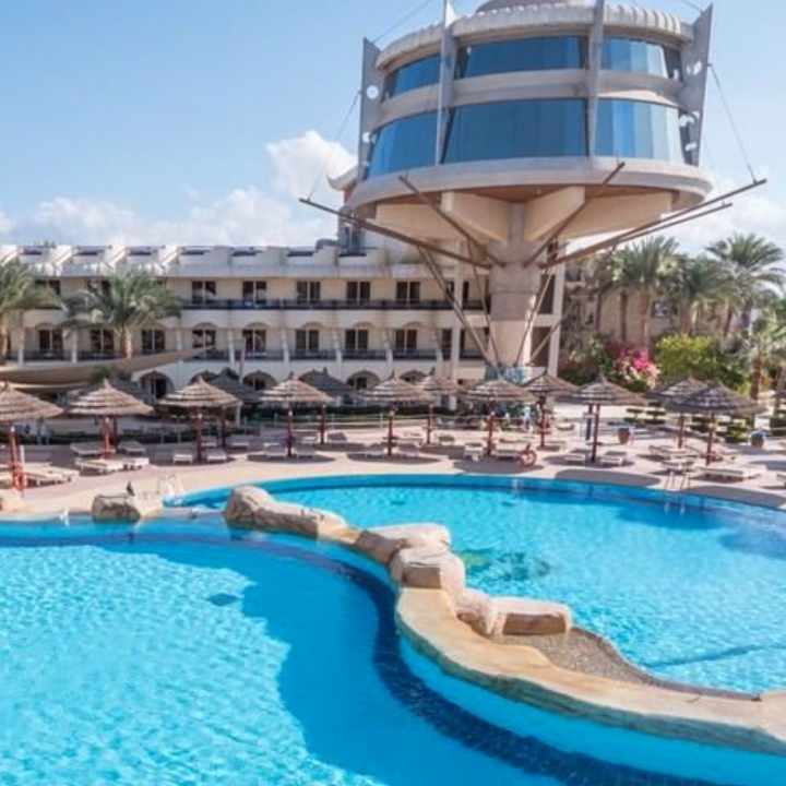 Seagull Beach Resort in Hurghada – Hotel Review