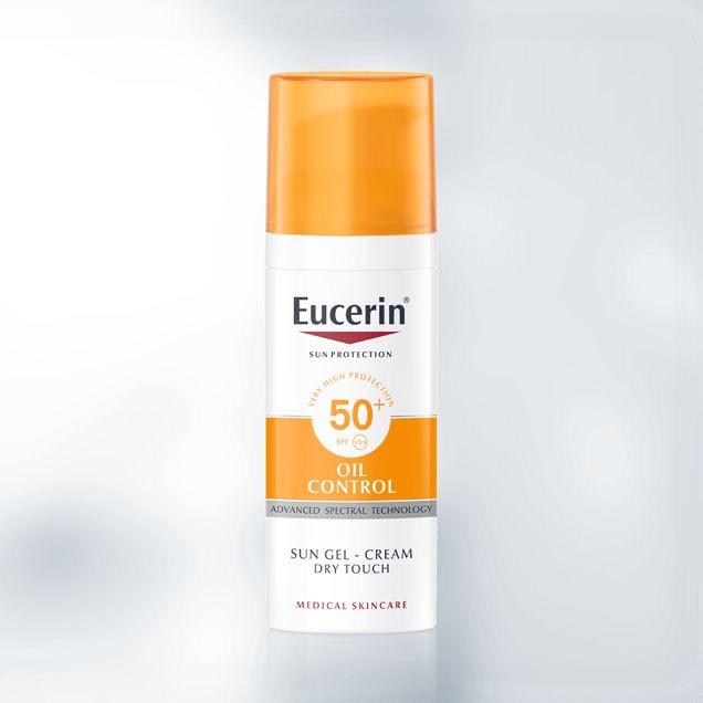 Eucerin oil control